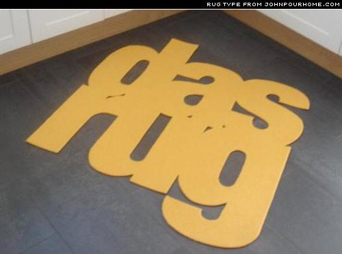 rug type