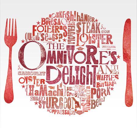 omnivore delight by Craig Ward