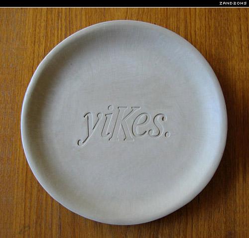 tableware from zand2ohs, via Design Sponge