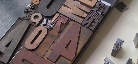 letterpress workshops