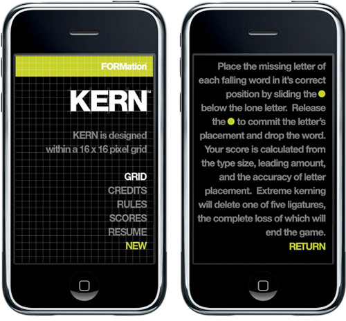 kern iphone
