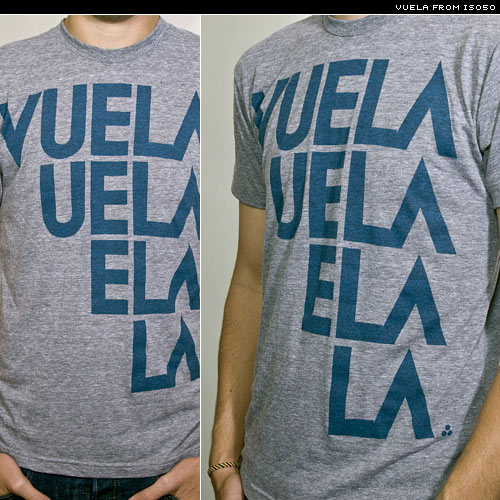 vuela t-shirt from ISO50