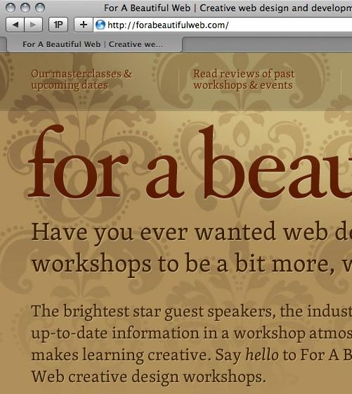 beautiful-web-detail