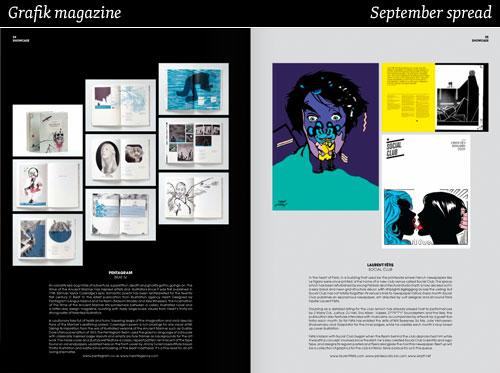 grafik magazine