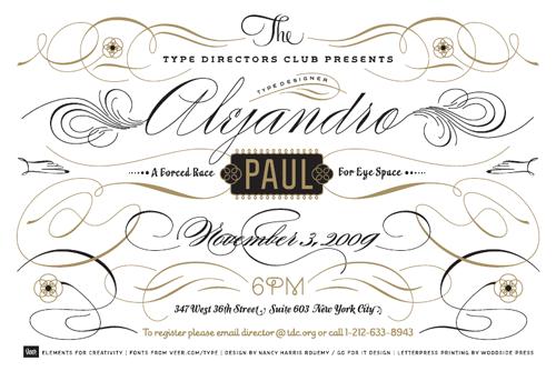 ale paul invitation