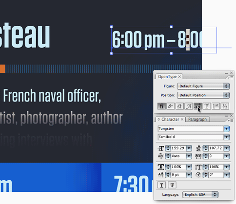 New Fonts: A Graphic Designer's Perspective