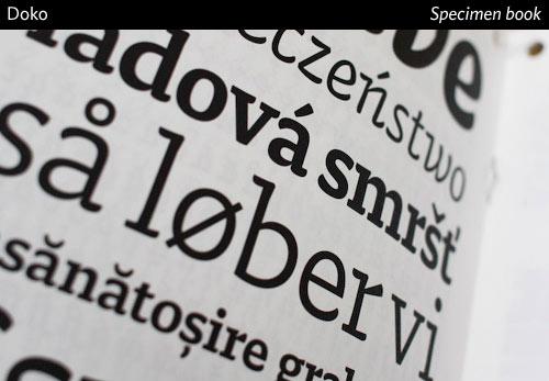 doko-fonts