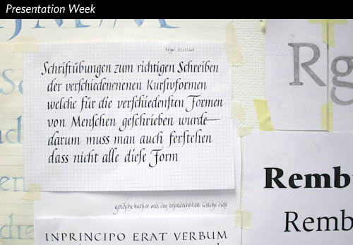 presentation week kabk