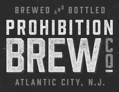 prohibition fonts