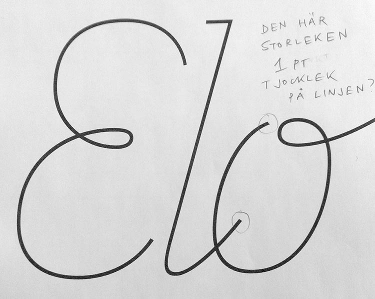 I Love Typography » Blog Archive Drawing Line — I Love