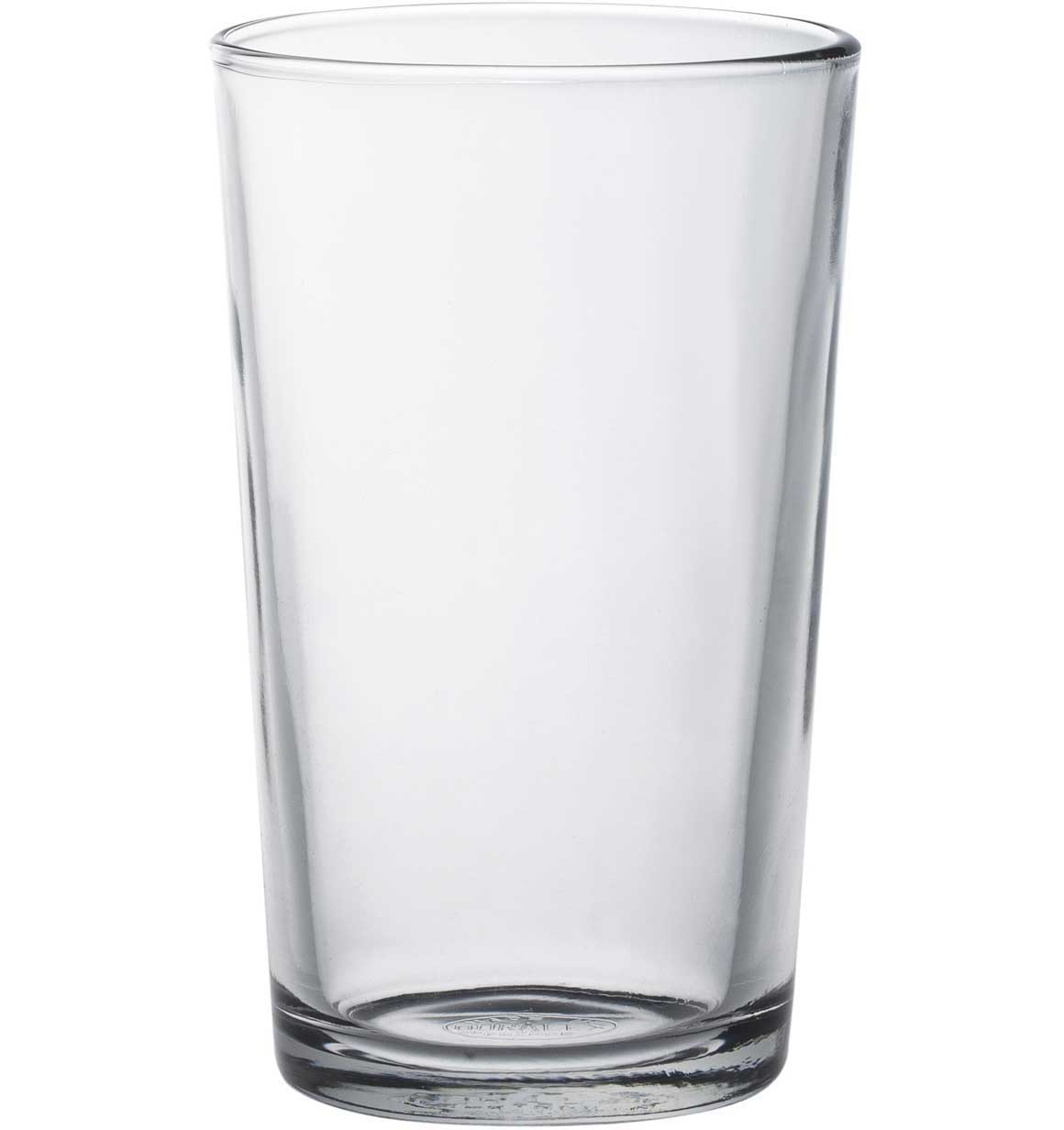 Chope Unie water glass by Duralex