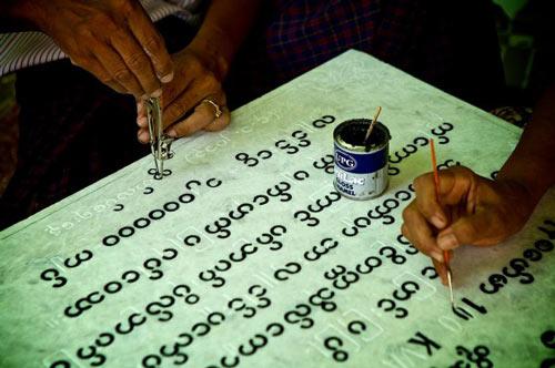burmese-aphabet-script