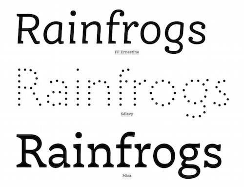 rainfrogs