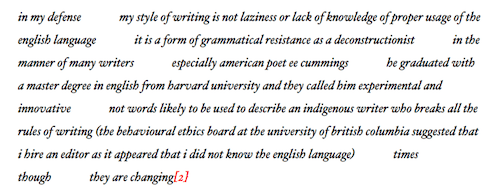 no-punctuation