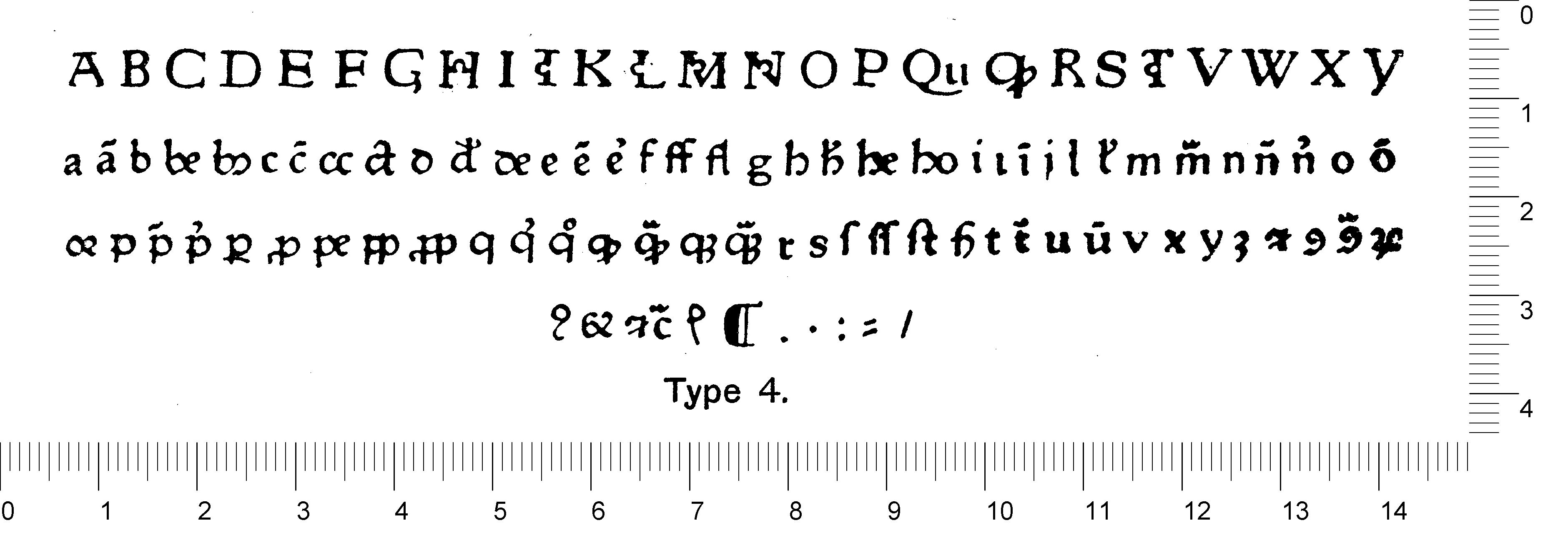 Zainer type 4, 1472