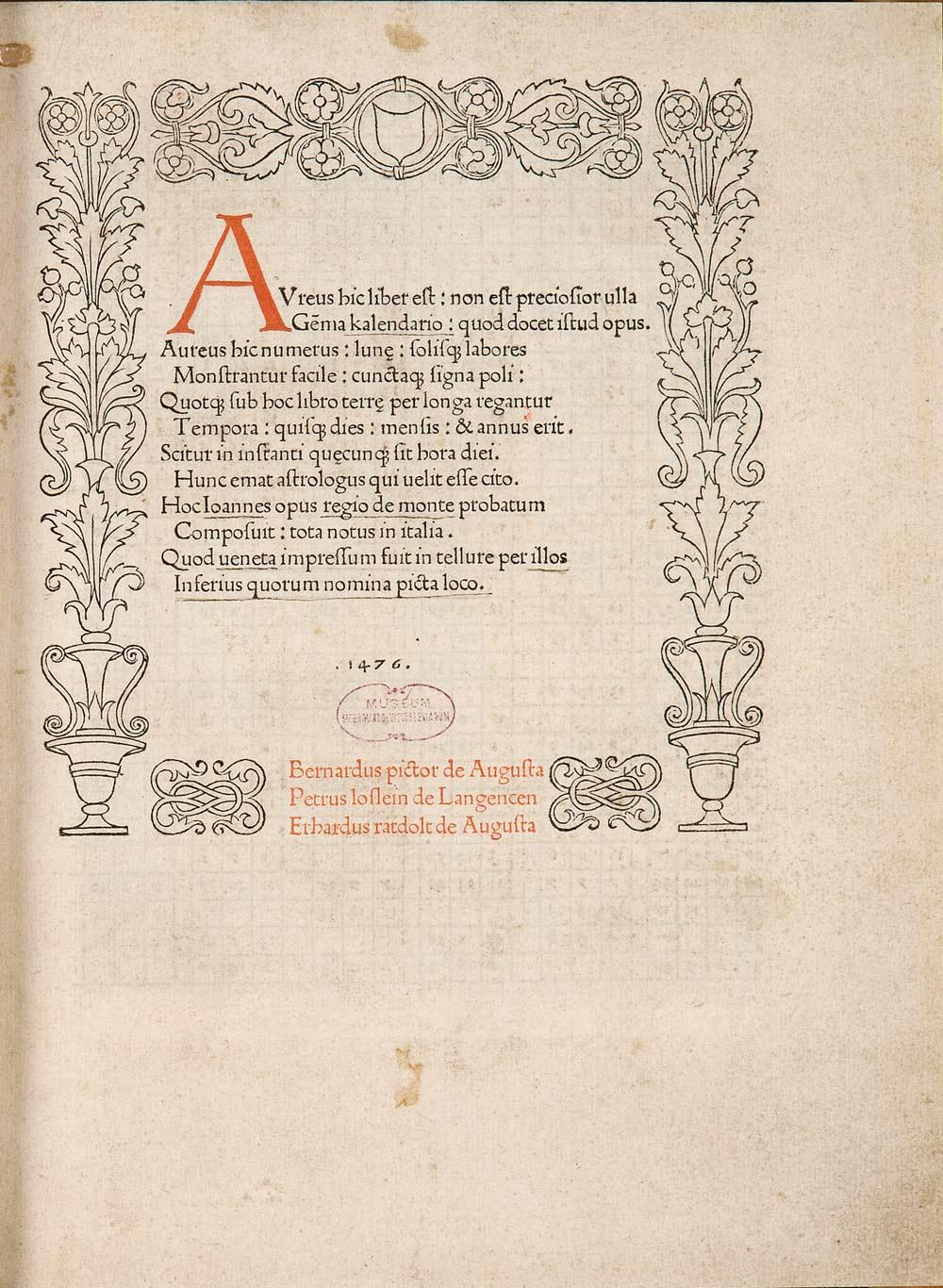 first-title-page-ratdolt-1476