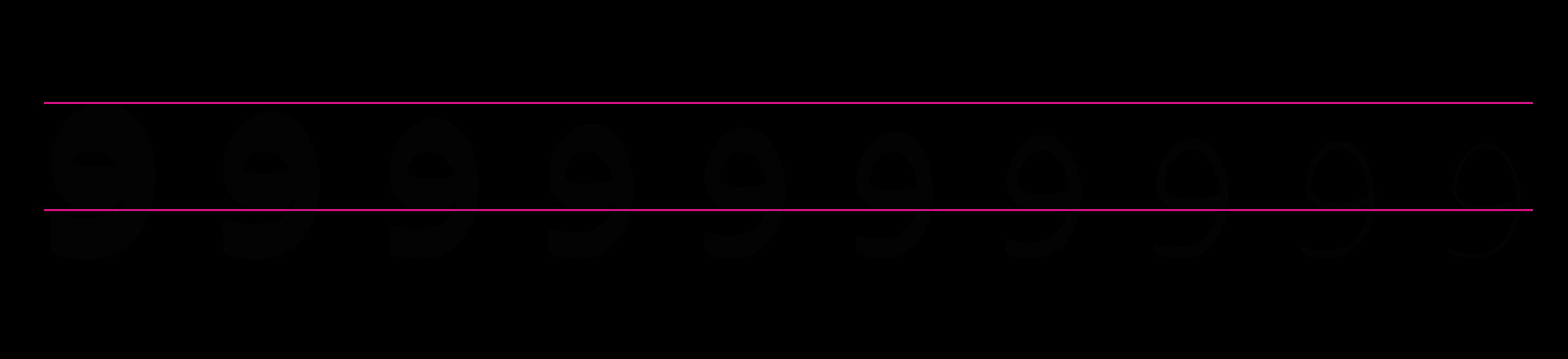 Image 14- GretaArabic-Weights