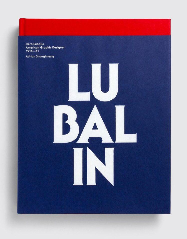 Book: Herb Lubalin