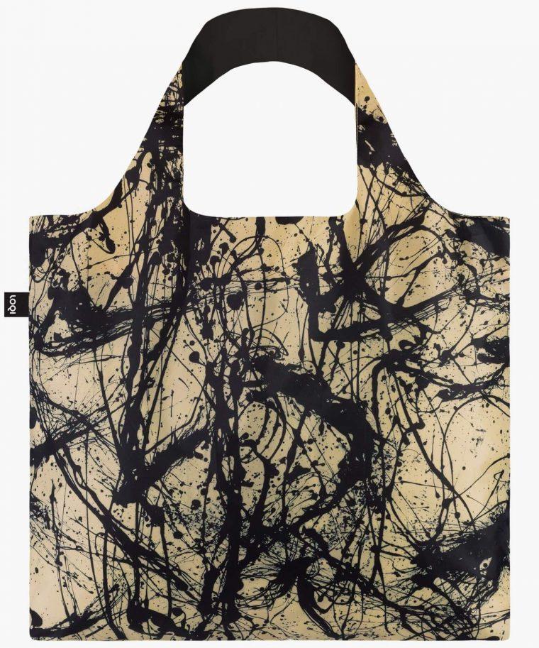 Jackson Pollock Tote