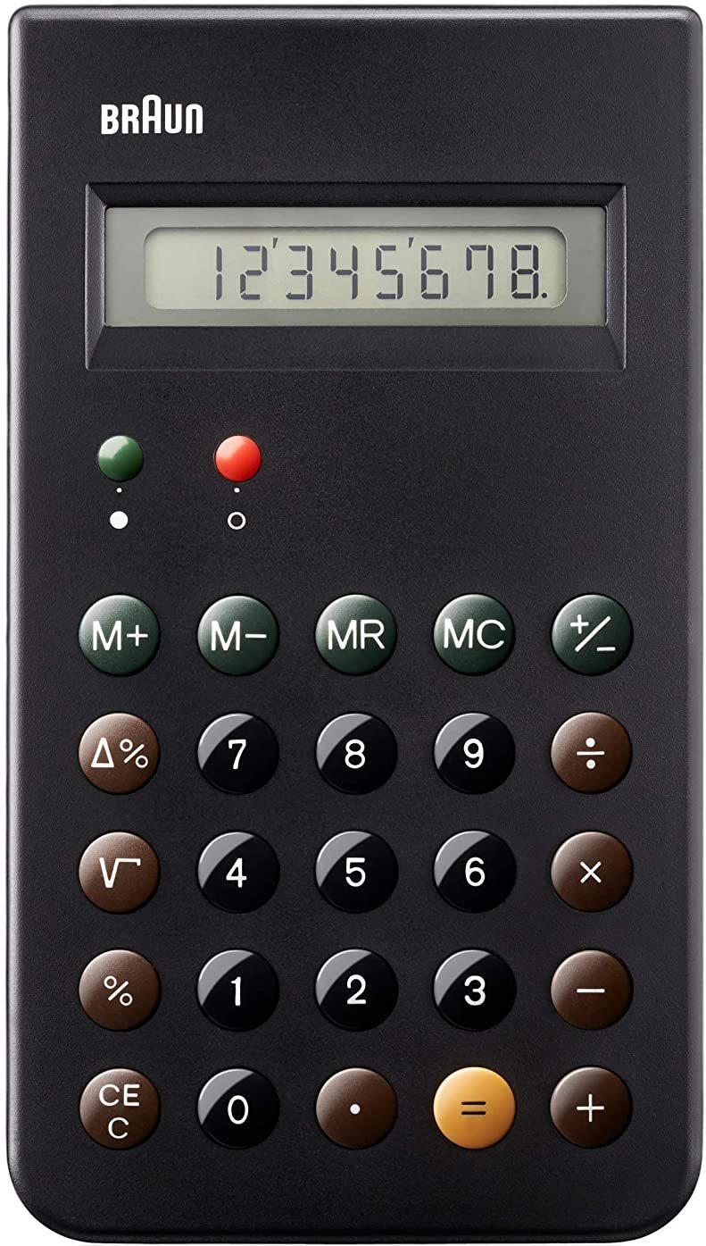 Braun retro calculator