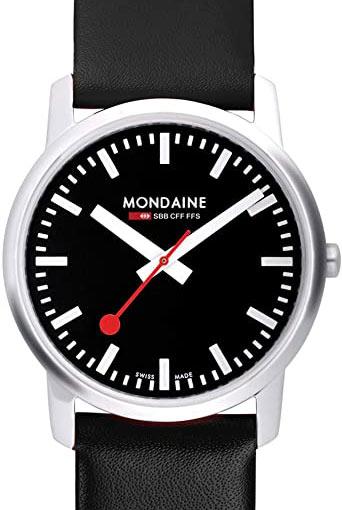Mondaine wrist watch