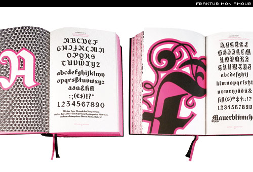 fraktur mon amour from princeton architectural press