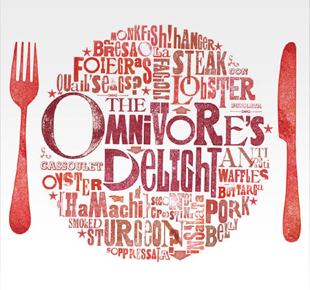 omnivore delight by Craig Ward