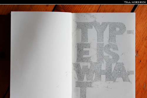 till wiedeck graphic designer
